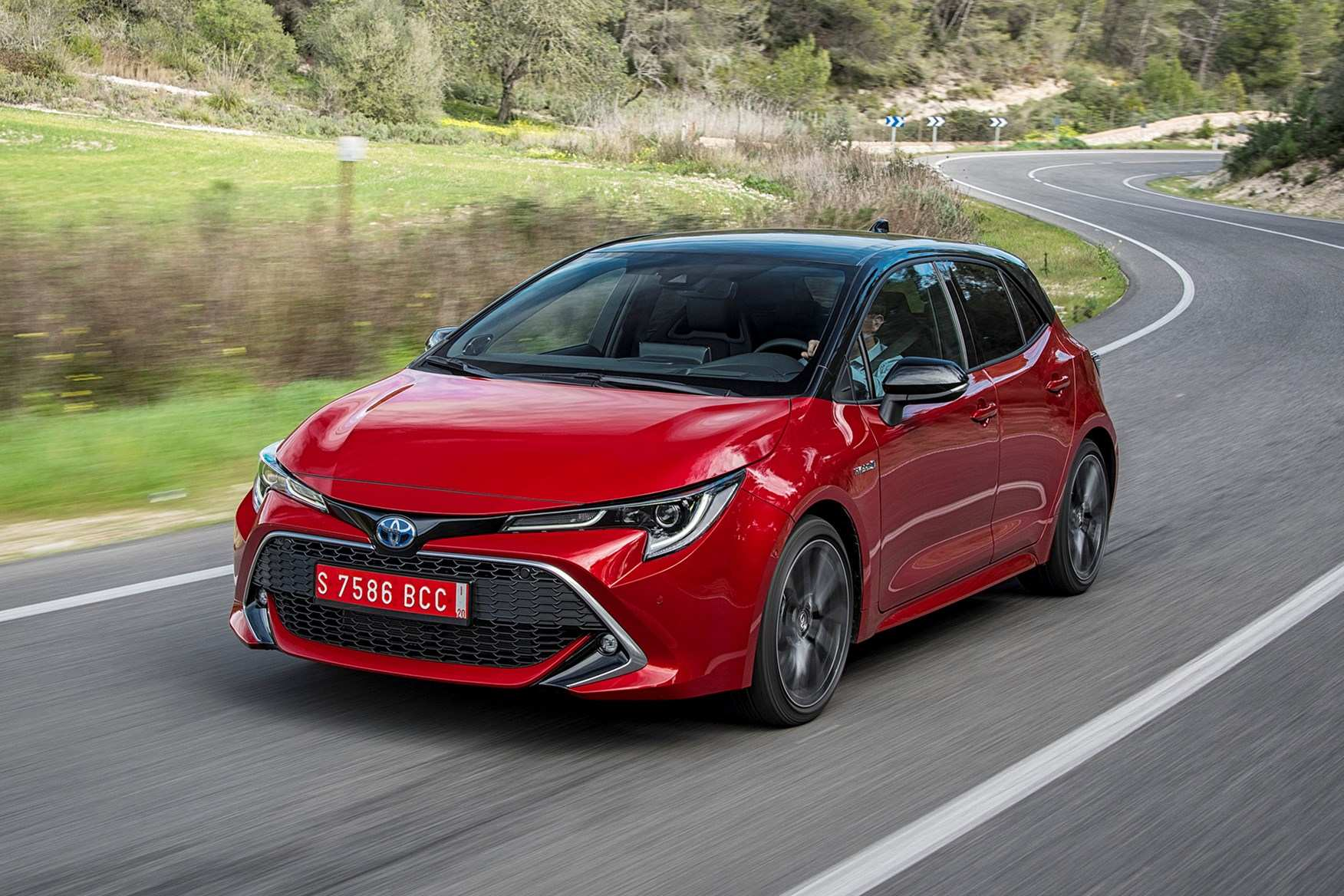 89 The New Plug In Hybrid Toyota 2019 Engine First Drive by New Plug In Hybrid Toyota 2019 Engine