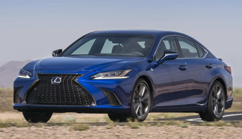 89 The The Lexus Rx 2018 Vs 2019 Spesification First Drive for The Lexus Rx 2018 Vs 2019 Spesification