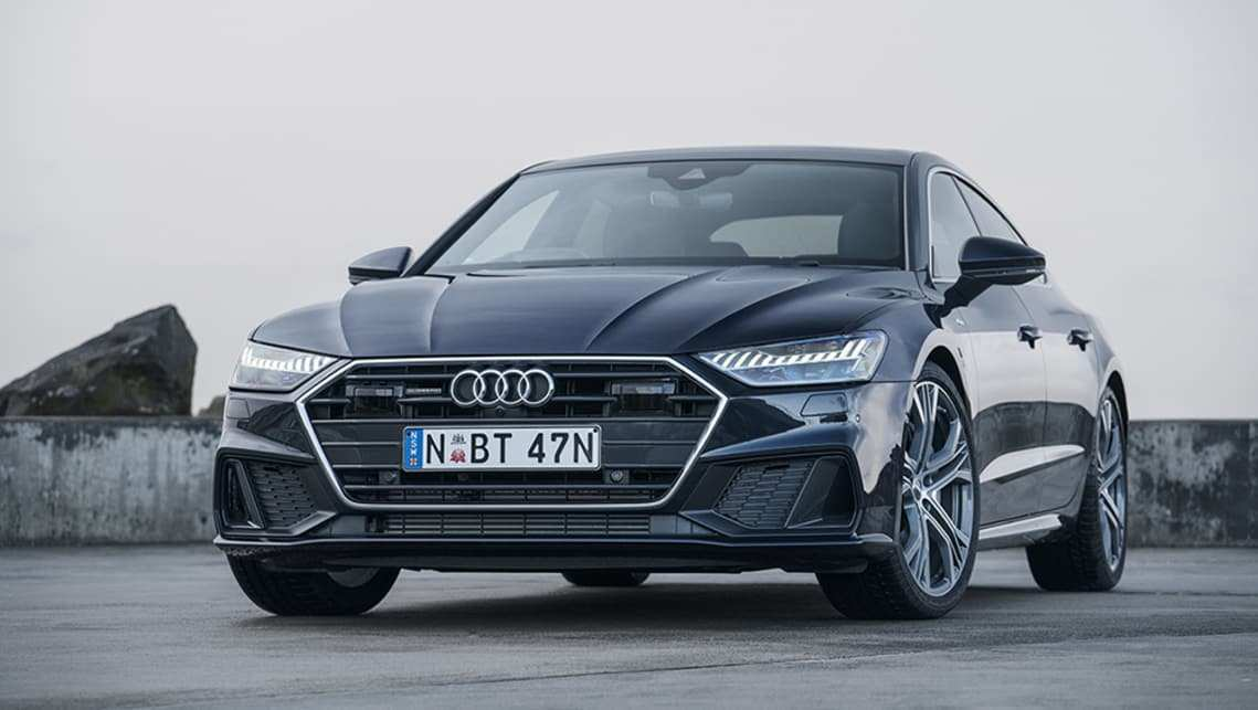 90 All New New Audi 2019 Vehicles Review Exterior for New Audi 2019 Vehicles Review