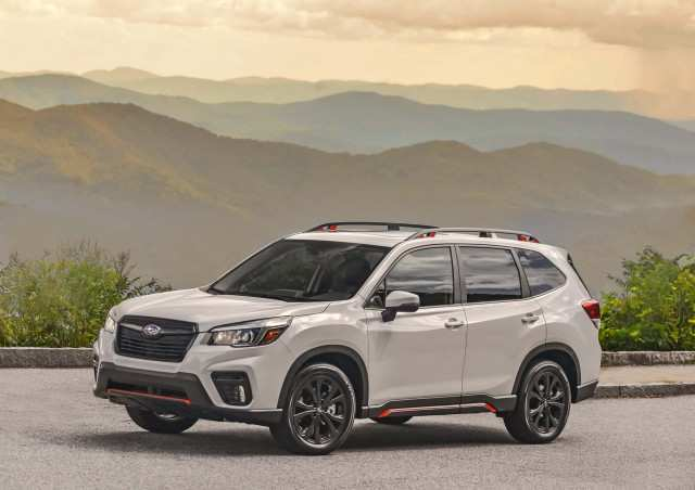 90 All New The 2019 Subaru Forester Vs Jeep Cherokee Review Spesification with The 2019 Subaru Forester Vs Jeep Cherokee Review