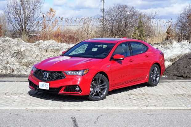 90 Best Review Best Acura 2019 Tlx Brochure Redesign History by Best Acura 2019 Tlx Brochure Redesign