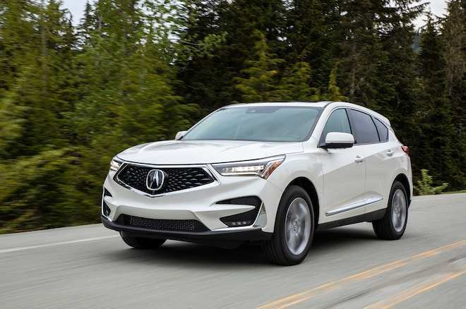 90 Best Review New Acura 2019 Zdx First Drive Price Performance And Review Specs and Review with New Acura 2019 Zdx First Drive Price Performance And Review