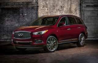 90 Best Review The 2019 Infiniti Qx60 Trim Levels Release Exterior for The 2019 Infiniti Qx60 Trim Levels Release