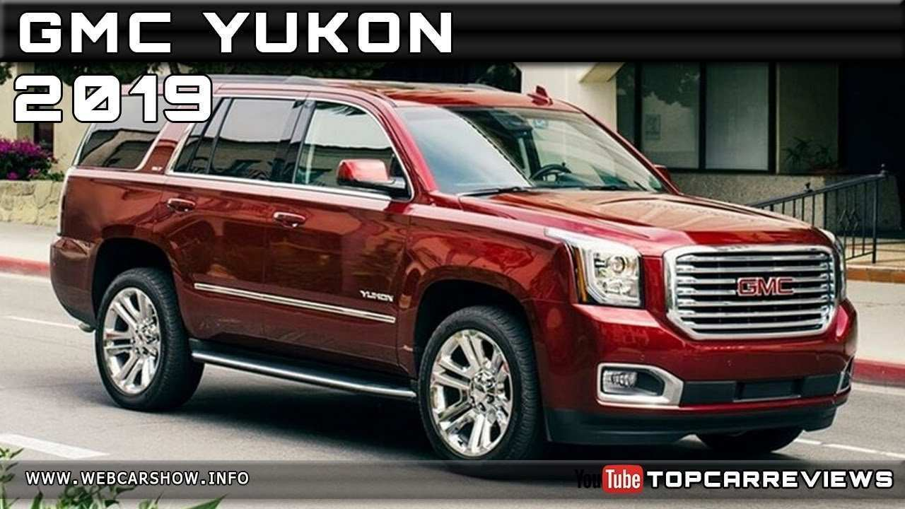 90 Best Review The Gmc Denali Yukon 2019 Redesign Review for The Gmc Denali Yukon 2019 Redesign