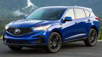 90 Best Review The Pictures Of 2019 Acura Rdx Price Exterior for The Pictures Of 2019 Acura Rdx Price