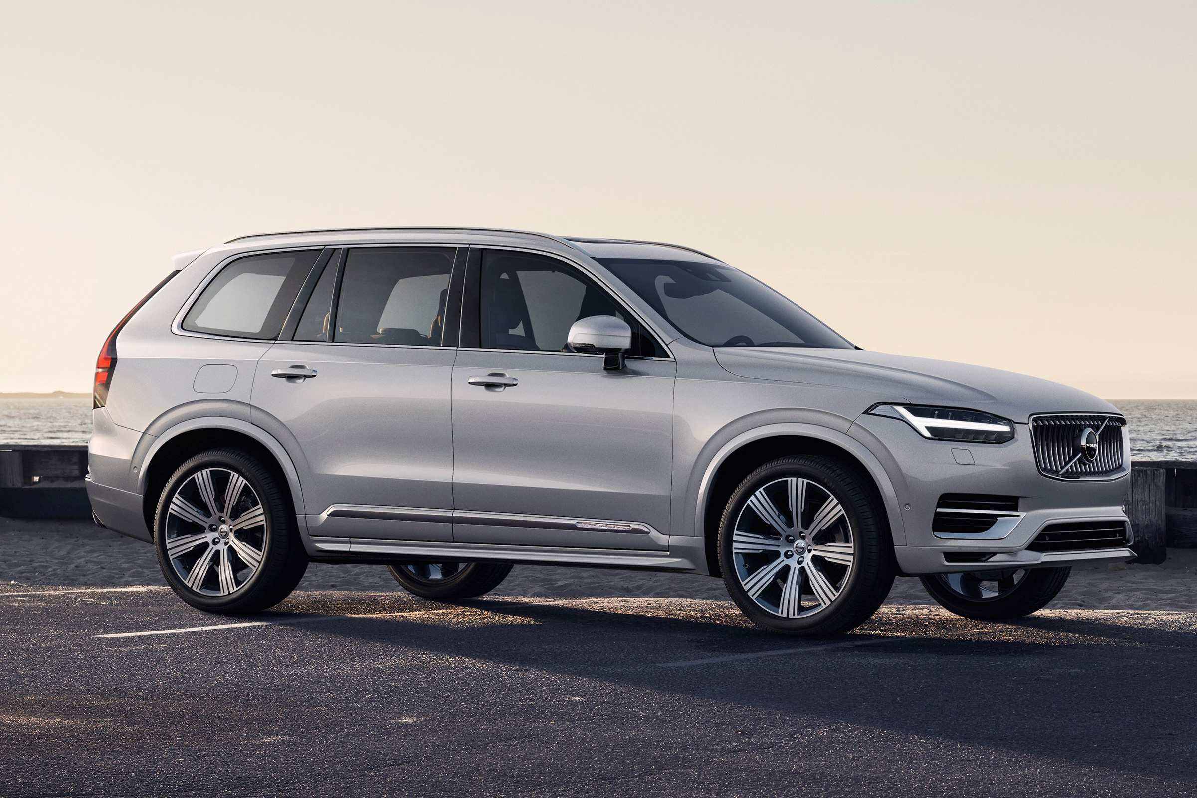 90 Best Review Volvo Xc90 Facelift 2019 Rumors for Volvo Xc90 Facelift 2019
