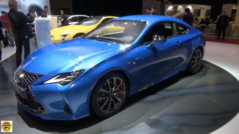 90 Concept of Lexus 2019 Rc Performance with Lexus 2019 Rc