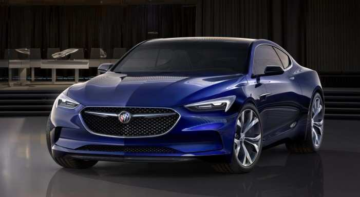 90 Concept of The 2019 Buick Gn Overview Spesification for The 2019 Buick Gn Overview