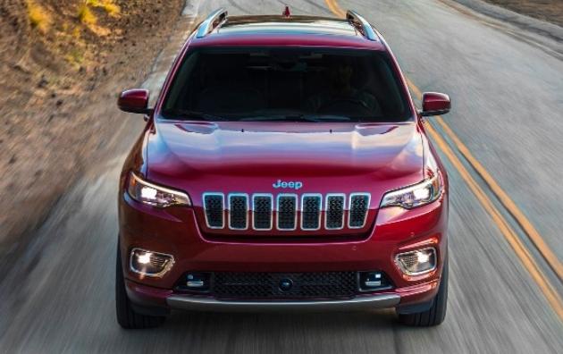 90 Concept of The Jeep Cherokee Latitude Plus 2019 Release Date Spy Shoot for The Jeep Cherokee Latitude Plus 2019 Release Date