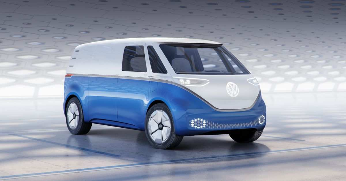 90 Concept of Vw Van 2019 Redesign with Vw Van 2019