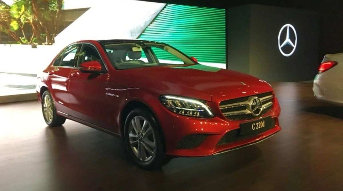 90 Gallery of 2019 Mercedes C Class Facelift Price Release by 2019 Mercedes C Class Facelift Price