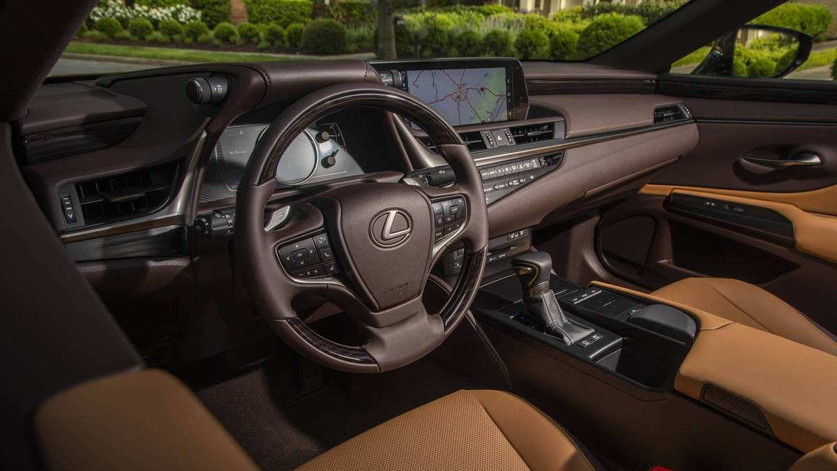90 Gallery of Lexus 2019 Es Interior Speed Test with Lexus 2019 Es Interior