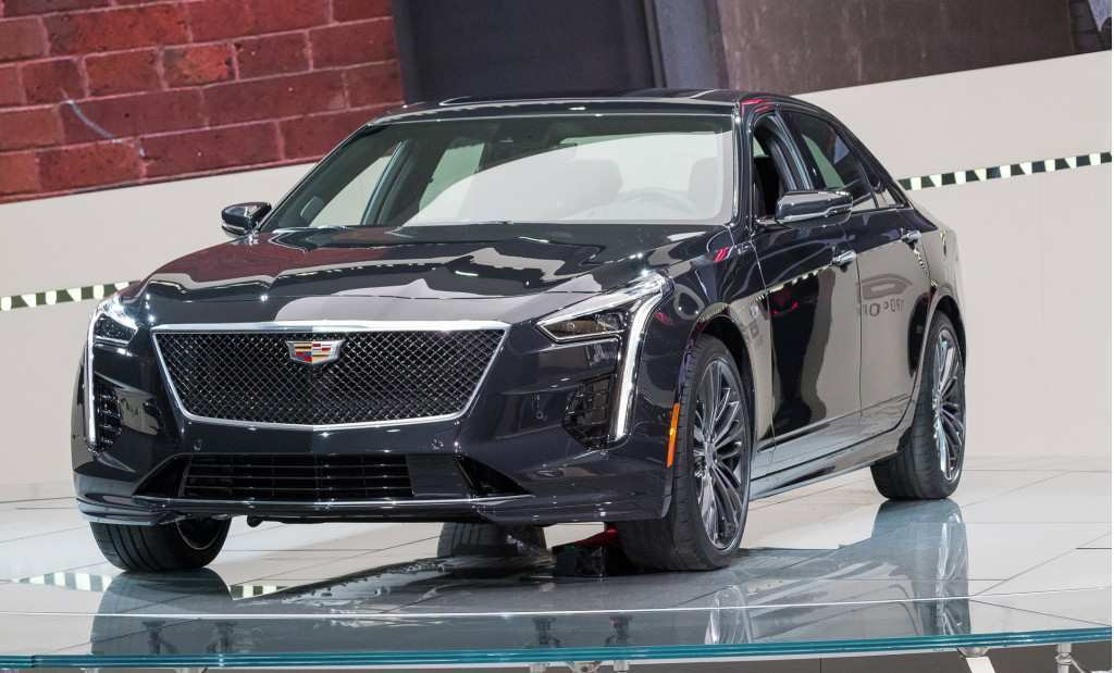 90 Gallery of New 2019 Cadillac Cts V Hp First Drive Reviews for New 2019 Cadillac Cts V Hp First Drive