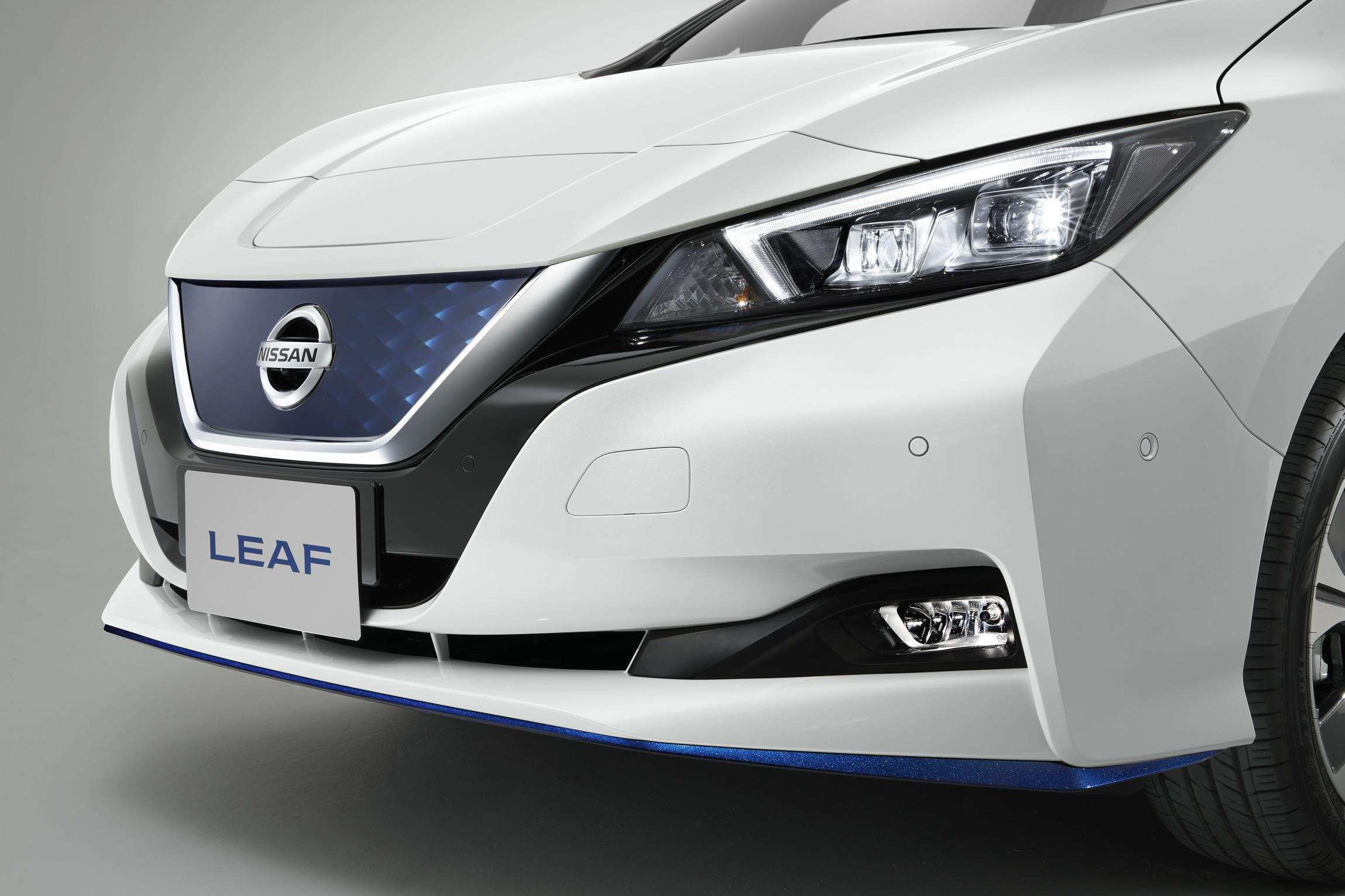 90 Gallery of Nissan Leaf 2019 60 Kwh Exterior for Nissan Leaf 2019 60 Kwh