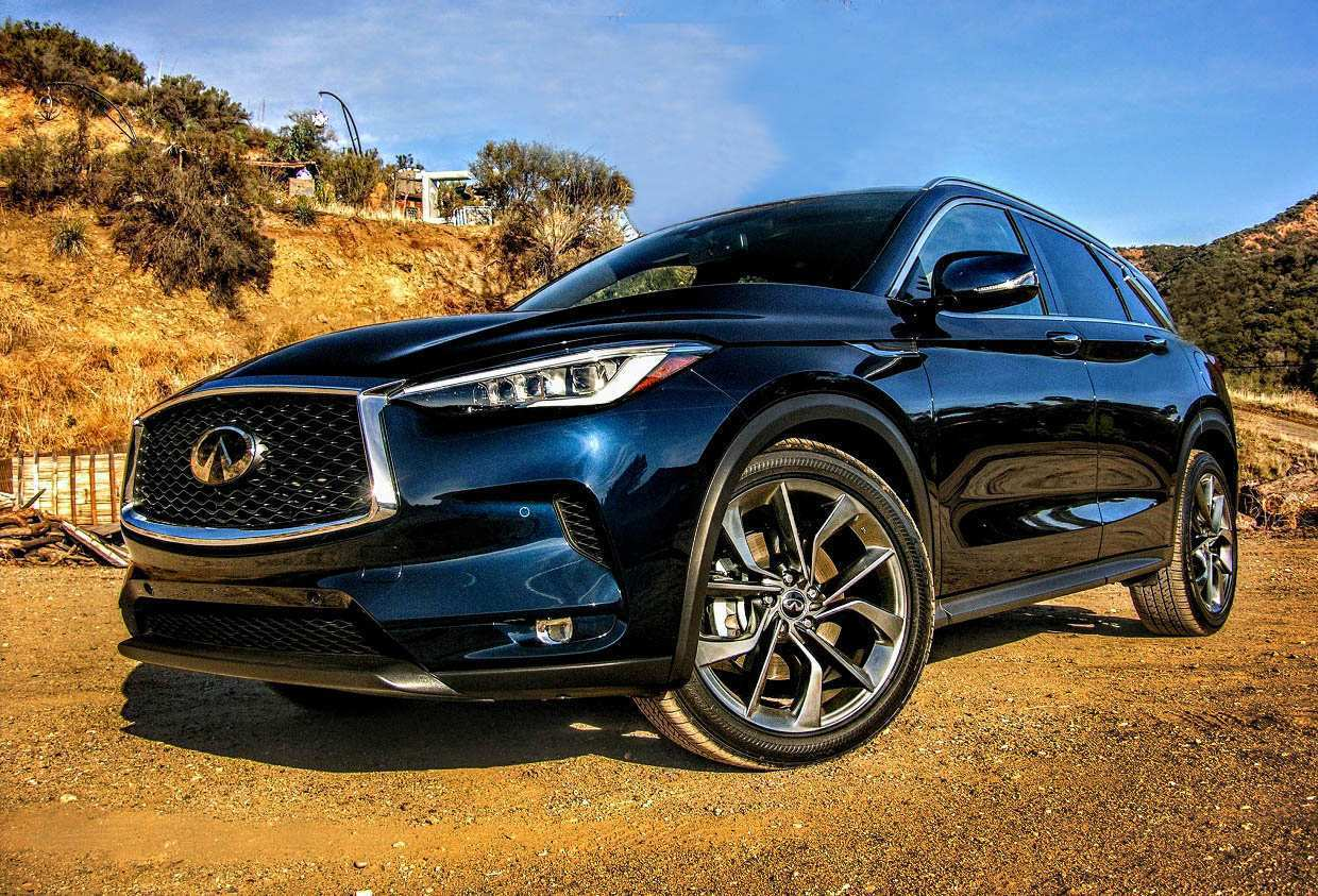 90 Gallery of The Infiniti Qx50 2019 Hybrid Concept New Concept with The Infiniti Qx50 2019 Hybrid Concept
