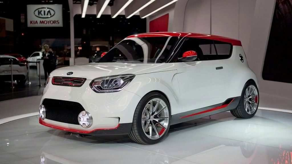 90 Gallery of The Kia Trailster 2019 Redesign Picture with The Kia Trailster 2019 Redesign