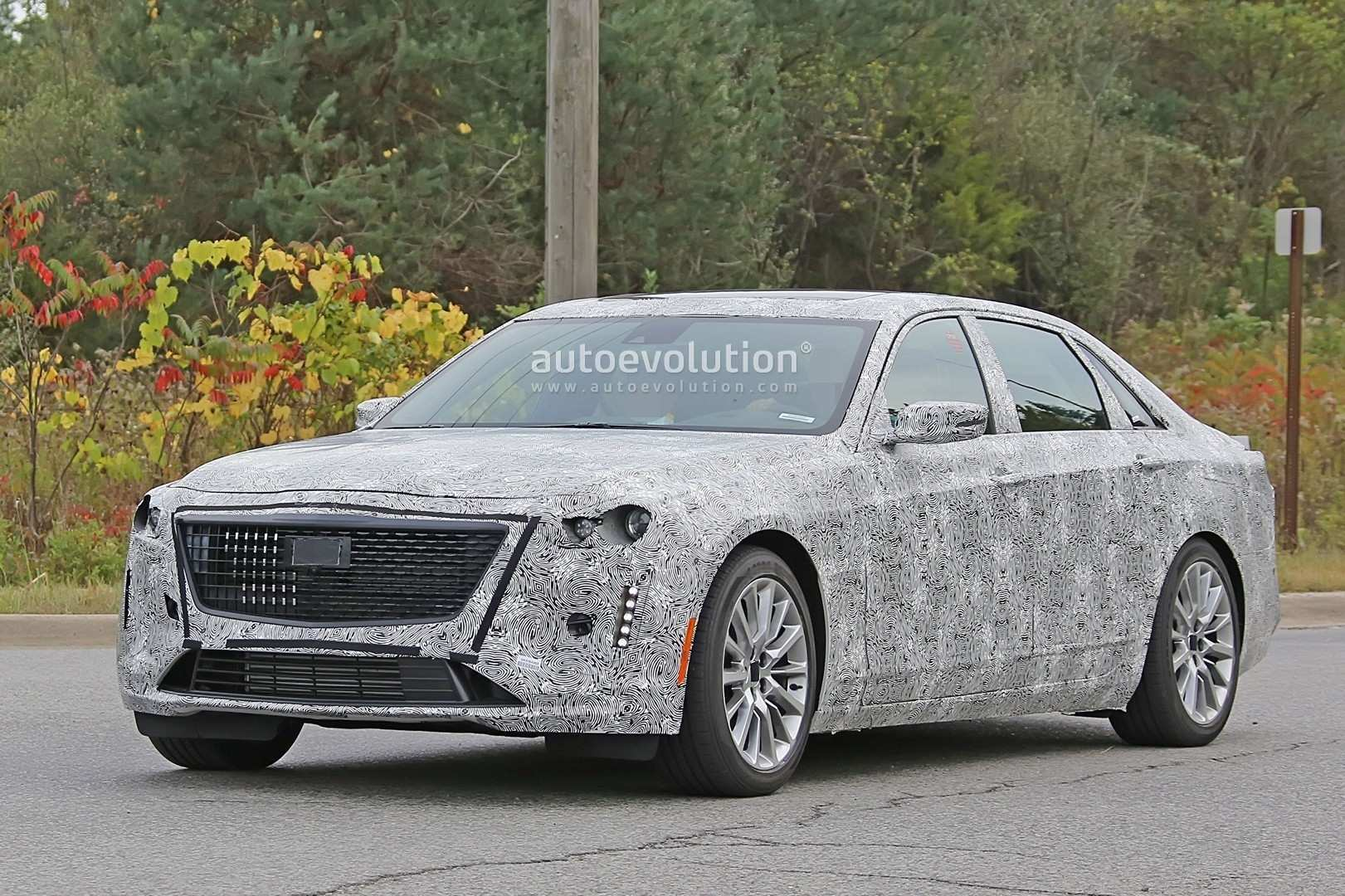 90 Great Cadillac Flagship 2019 Release Date Engine with Cadillac Flagship 2019 Release Date