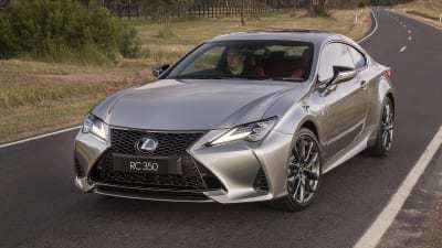 90 Great Lexus 2019 Rc First Drive for Lexus 2019 Rc
