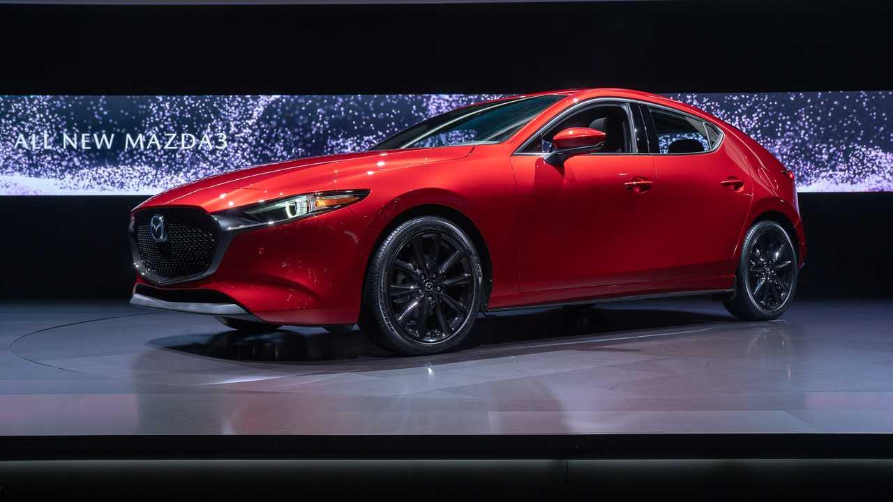 90 Great New Mazda 3 2019 Spy Interior Speed Test with New Mazda 3 2019 Spy Interior