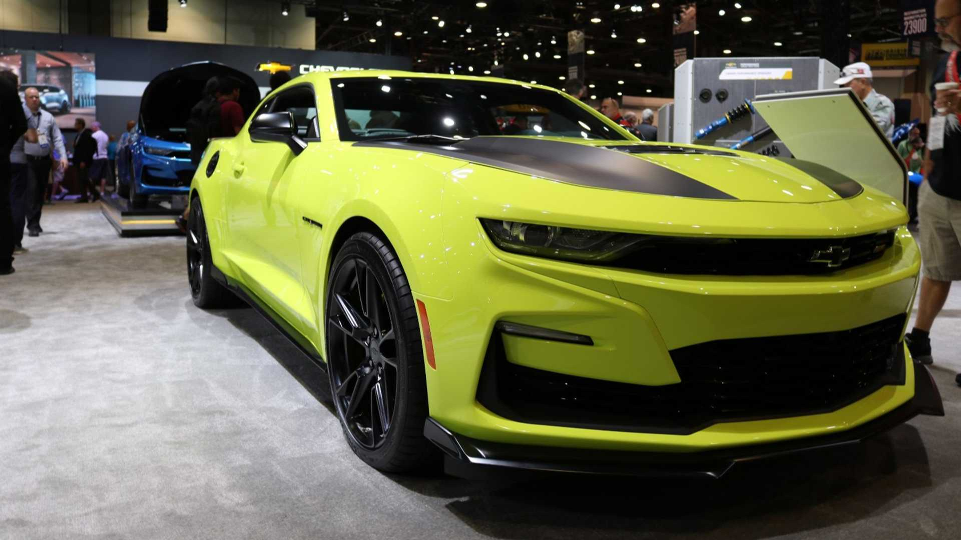 90 Great The 2019 Chevrolet Camaro Yellow Exterior Ratings with The 2019 Chevrolet Camaro Yellow Exterior