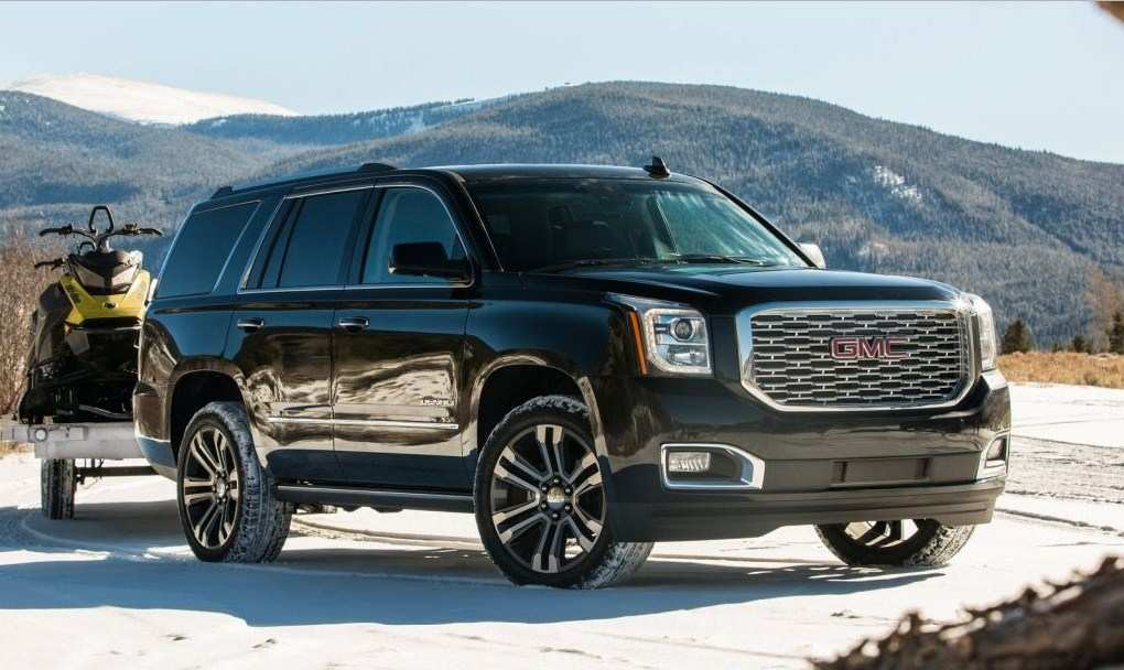 90 Great The Gmc Yukon Diesel 2019 Redesign Redesign and Concept with The Gmc Yukon Diesel 2019 Redesign
