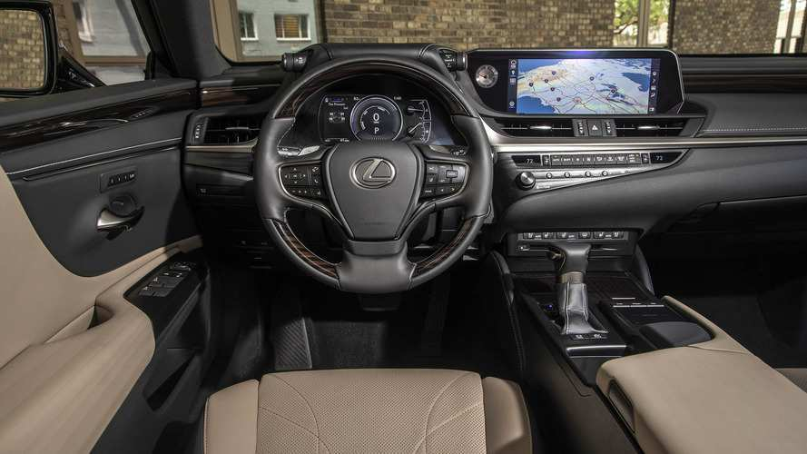 90 New 2019 Lexus Es 350 Interior Specs by 2019 Lexus Es 350 Interior