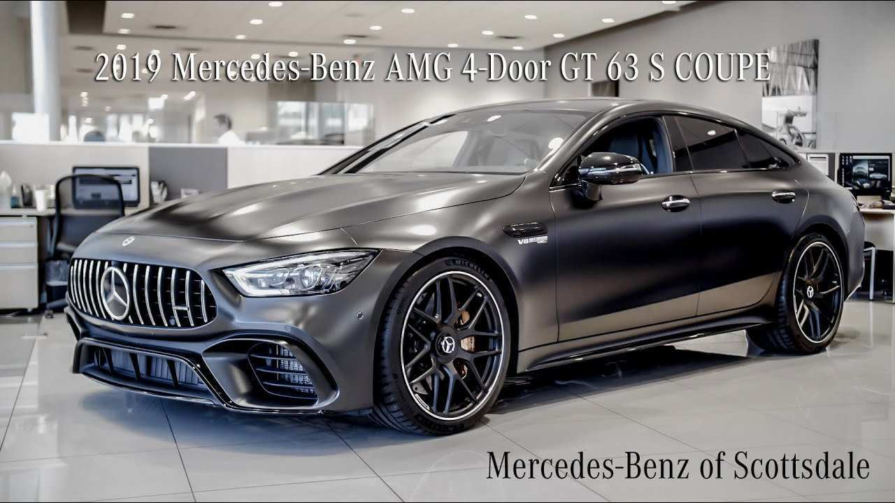 90 New Mercedes 2019 Amg Gt4 Model by Mercedes 2019 Amg Gt4