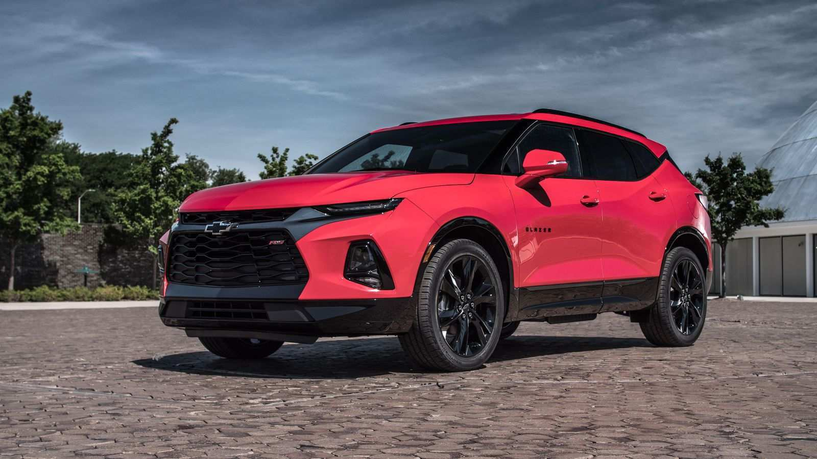90 New New New Chevrolet 2019 Blazer Engine Spesification by New New Chevrolet 2019 Blazer Engine