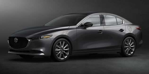 90 The New Mazda 3 2019 Official Spesification Rumors for New Mazda 3 2019 Official Spesification