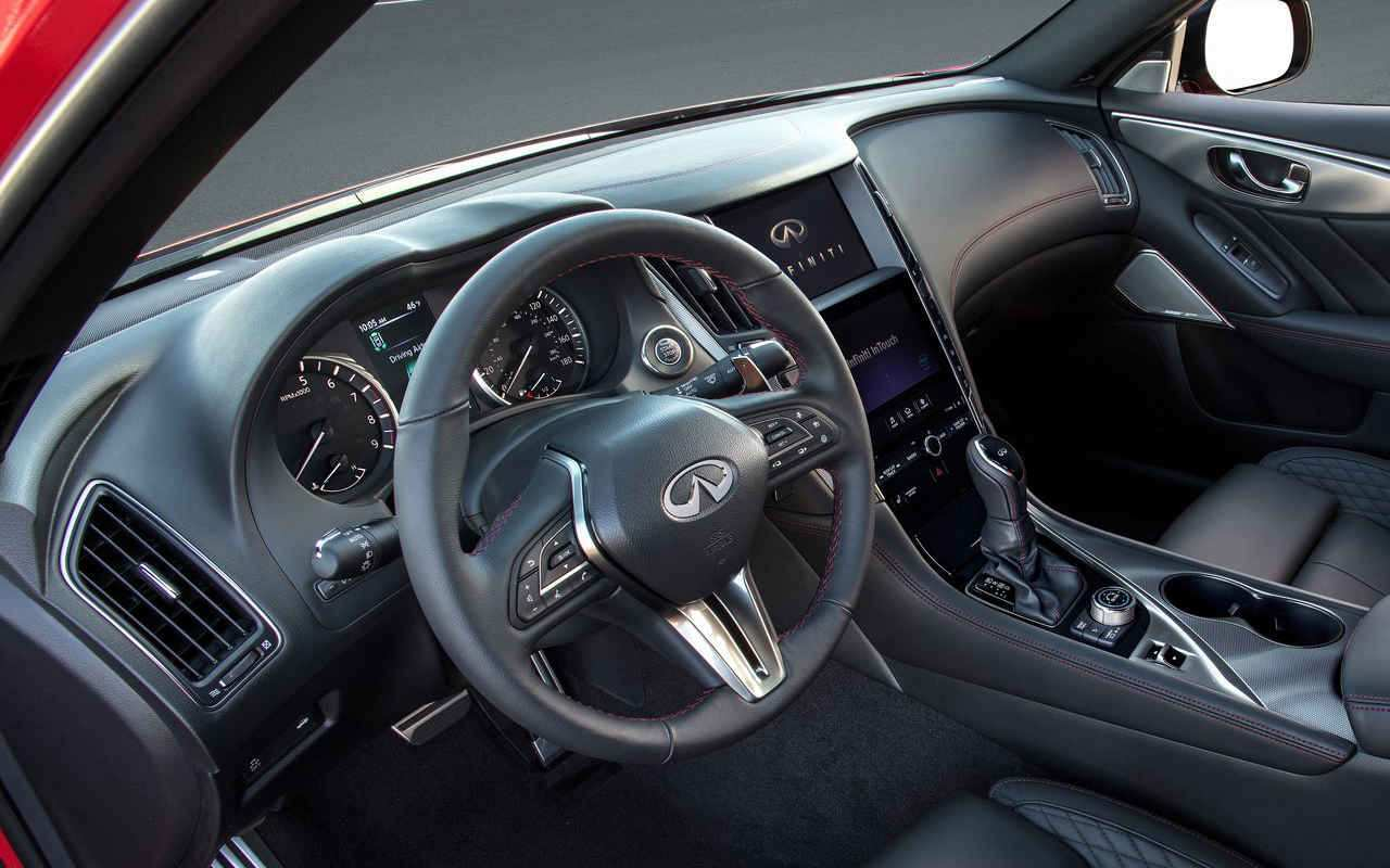 90 The The Infiniti Q50 2019 Images Rumors Concept for The Infiniti Q50 2019 Images Rumors