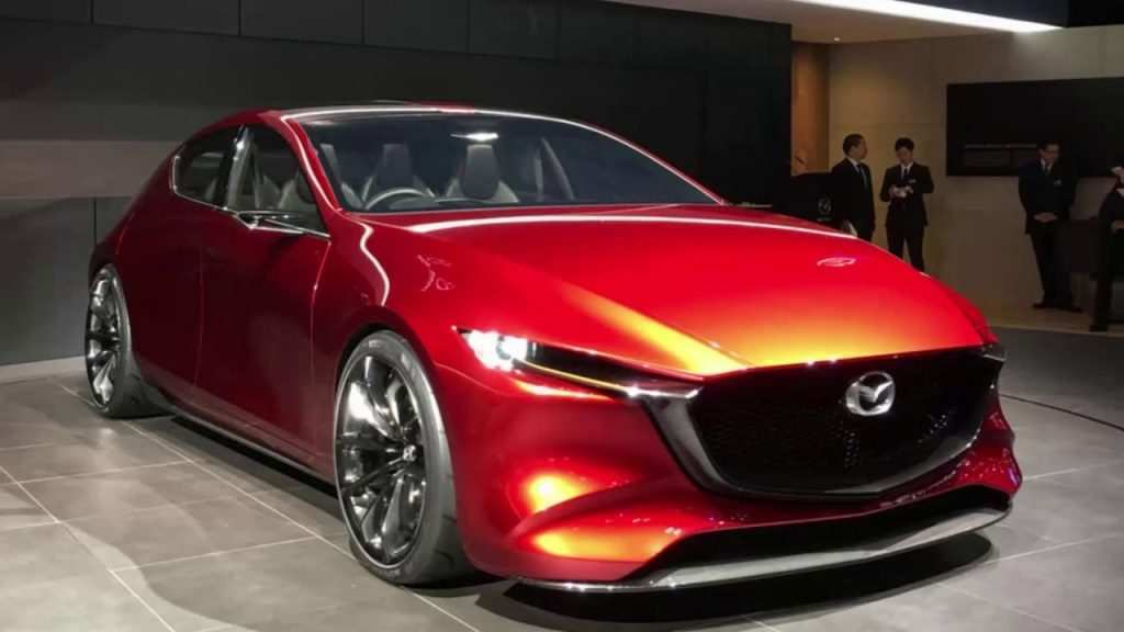 91 All New Best Mazda 2019 Hatch Specs Exterior by Best Mazda 2019 Hatch Specs