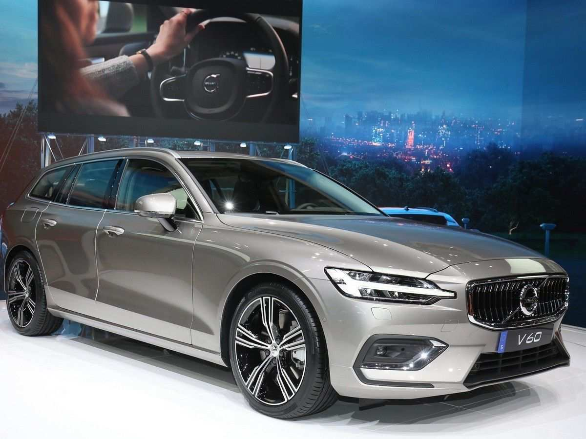 91 All New Volvo Wagon V60 2019 Price And Release Date Images by Volvo Wagon V60 2019 Price And Release Date