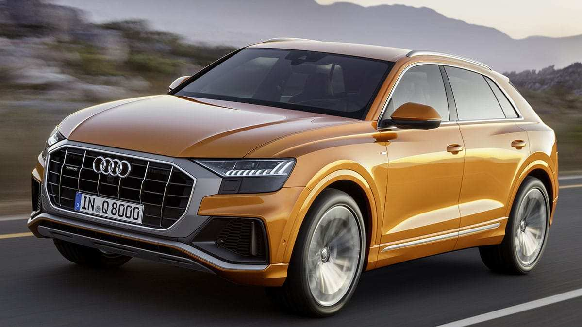 91 Best Review 2019 Audi Q8 Price Review Wallpaper for 2019 Audi Q8 Price Review