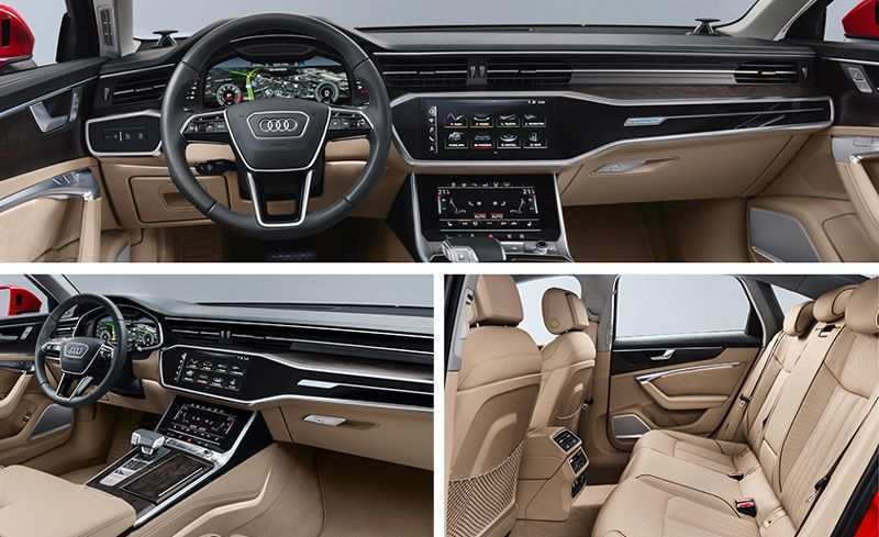 91 Best Review New Audi New A6 2019 Performance Release Date by New Audi New A6 2019 Performance