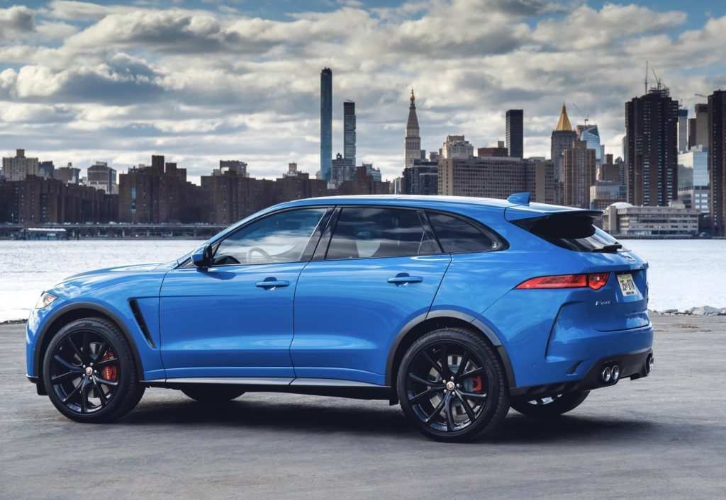 91 Concept of Jaguar F Pace 2019 Interior Price And Release Date Engine with Jaguar F Pace 2019 Interior Price And Release Date