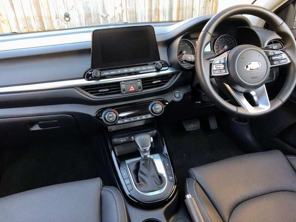 91 Concept of Kia Cerato 2019 Interior Engine by Kia Cerato 2019 Interior