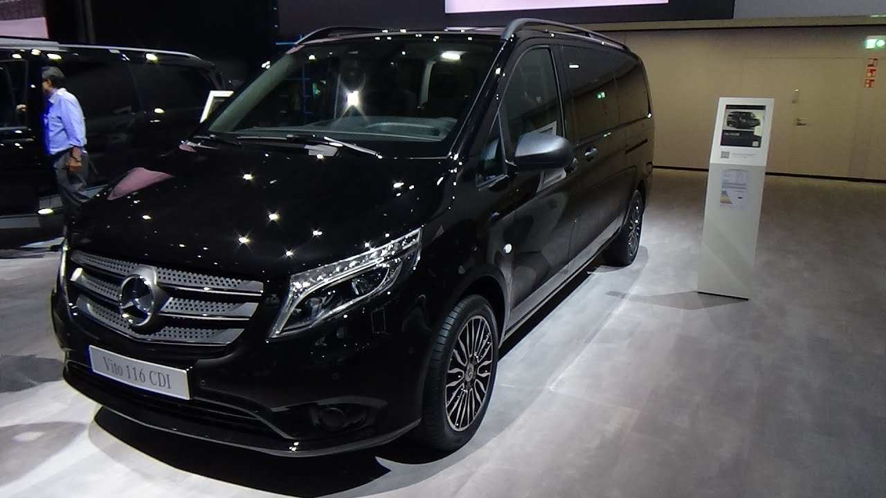 91 Concept of Mercedes Vito 2019 Spesification for Mercedes Vito 2019