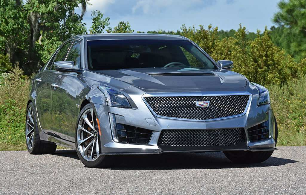 91 Concept of New 2019 Cadillac Cts V Hp First Drive Spy Shoot with New 2019 Cadillac Cts V Hp First Drive