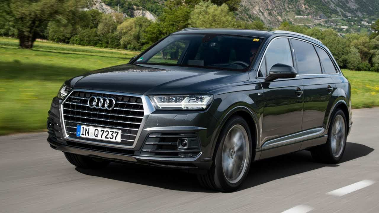 91 Concept of New Audi Q7 2019 Youtube Spesification Exterior and Interior for New Audi Q7 2019 Youtube Spesification