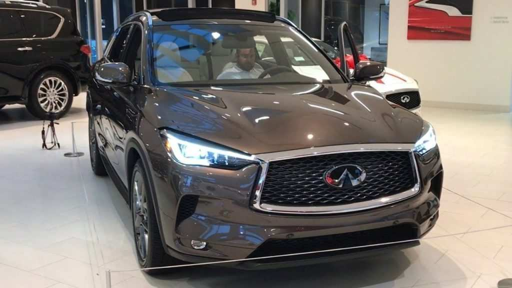91 Concept of New Infiniti Fx35 2019 Rumor Redesign and Concept by New Infiniti Fx35 2019 Rumor