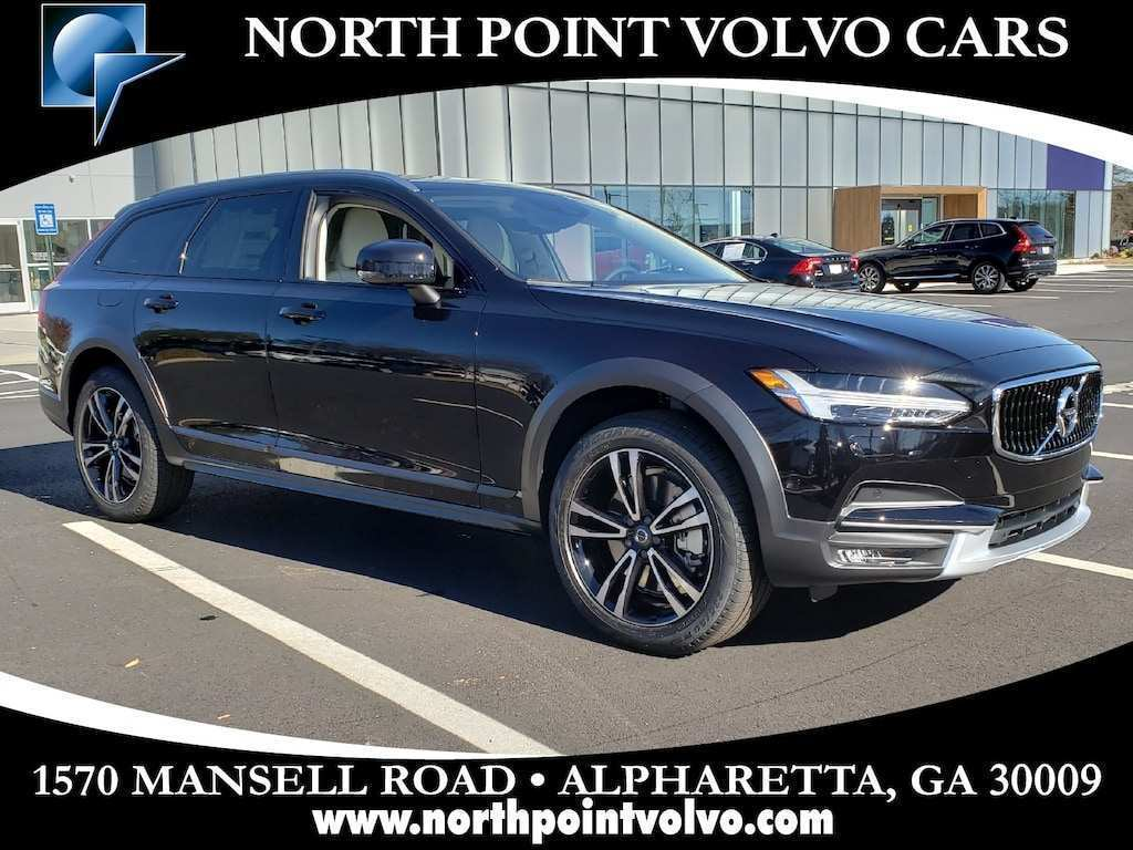 91 Concept of New Volvo 2019 V90 Cross Country Overview And Price Redesign and Concept by New Volvo 2019 V90 Cross Country Overview And Price