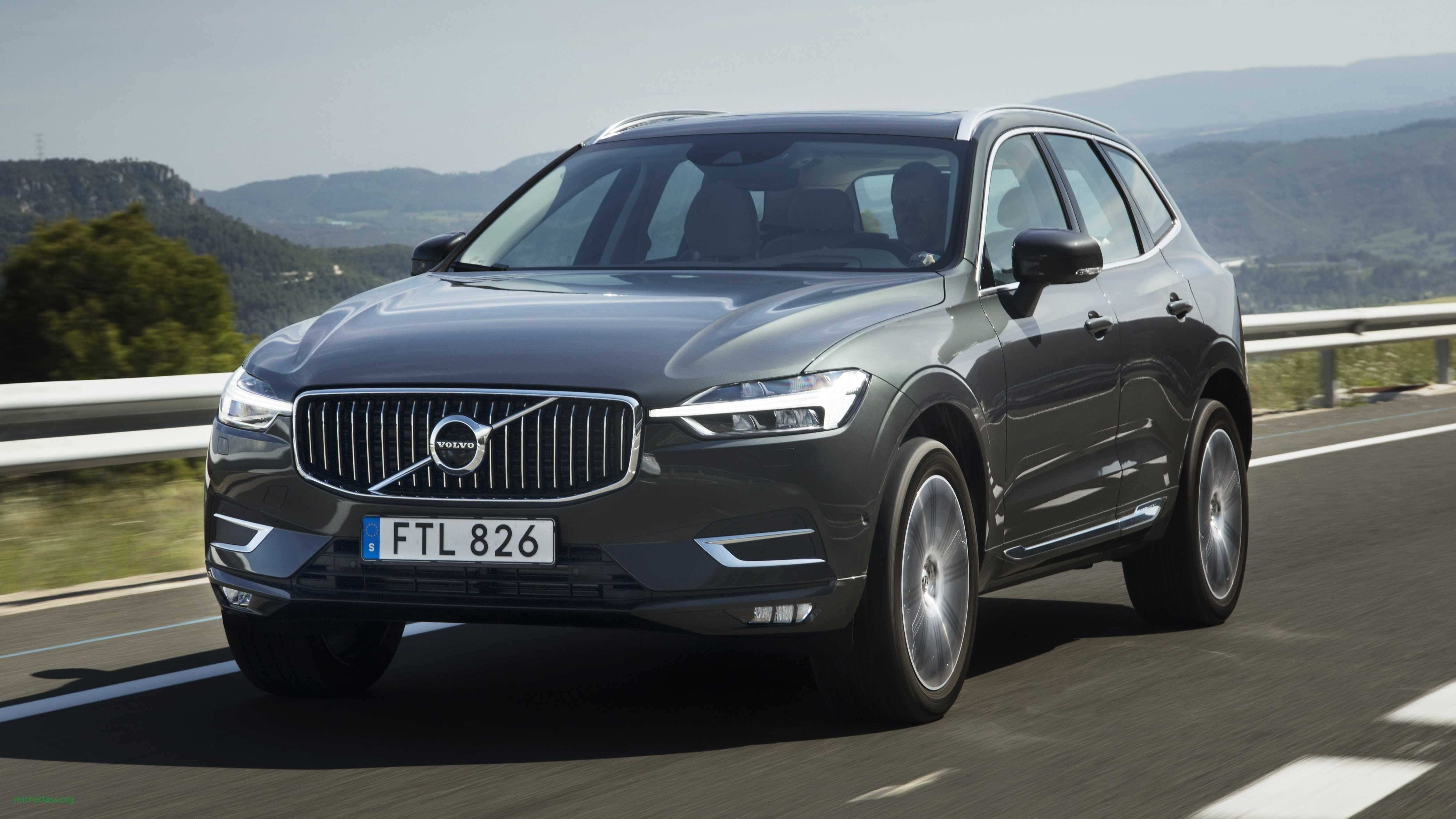 91 Concept of Volvo 2019 Station Wagon Release Date Spesification with Volvo 2019 Station Wagon Release Date