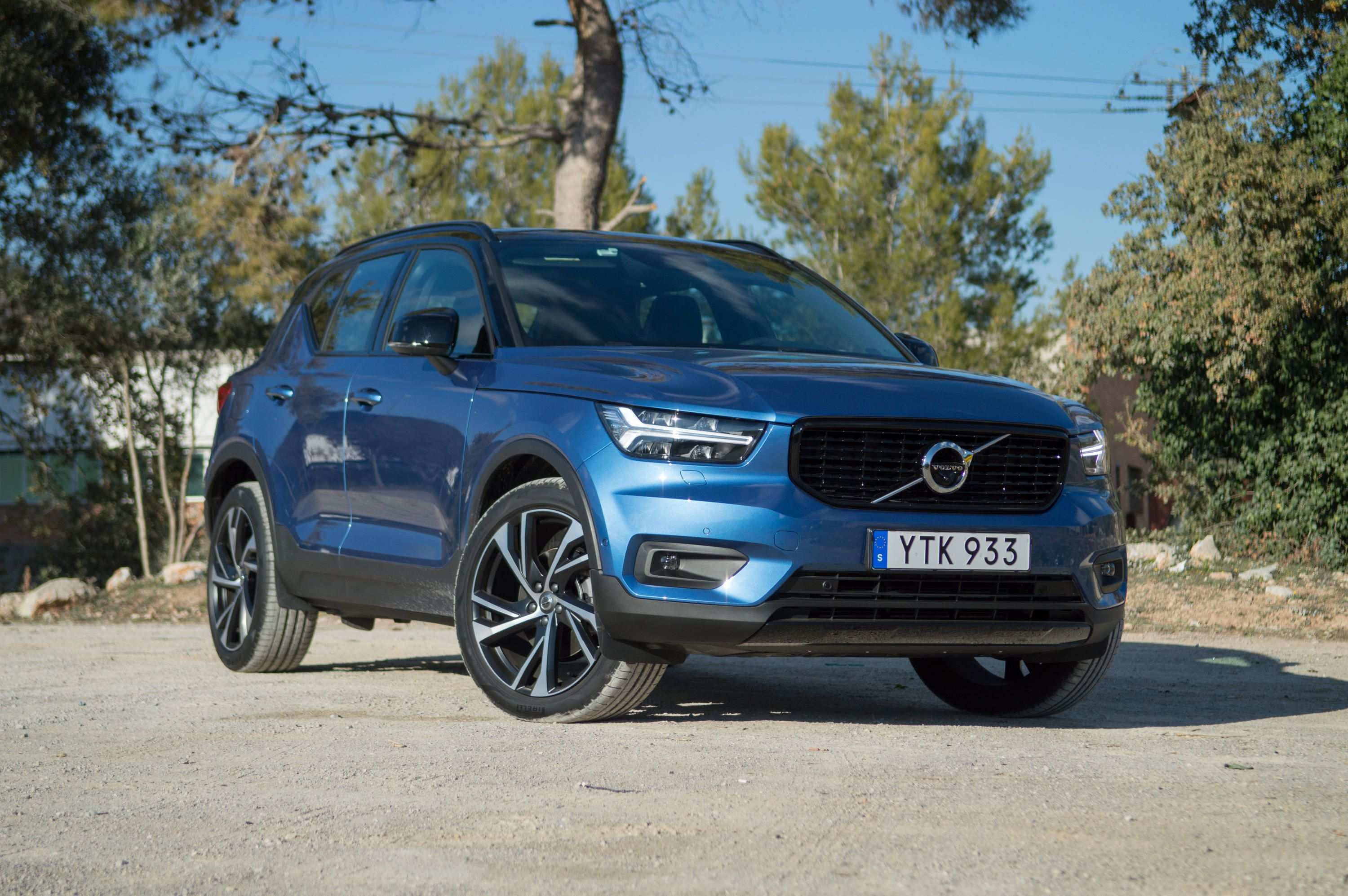 91 Gallery of 2019 Volvo Xc40 Gas Mileage Model for 2019 Volvo Xc40 Gas Mileage