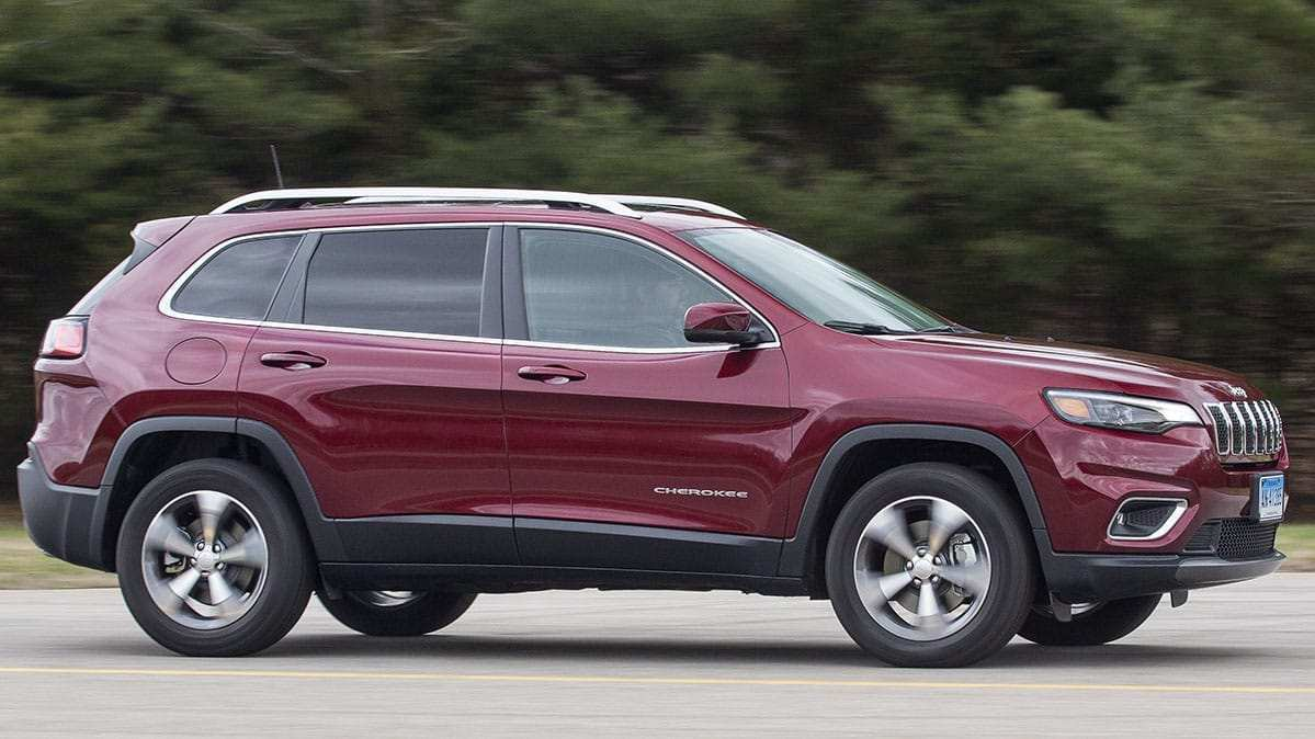 91 Gallery of Jeep Cherokee 2019 Video Interior Exterior And Review Spesification for Jeep Cherokee 2019 Video Interior Exterior And Review
