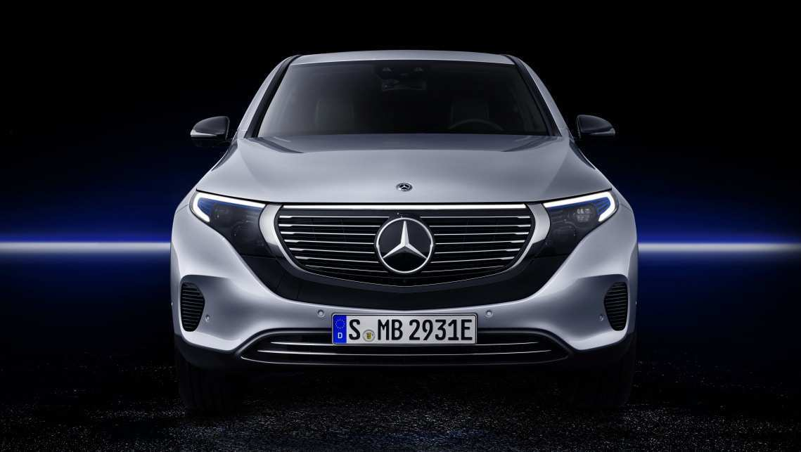 91 Gallery of Mercedes Benz Eqc 2019 Speed Test by Mercedes Benz Eqc 2019