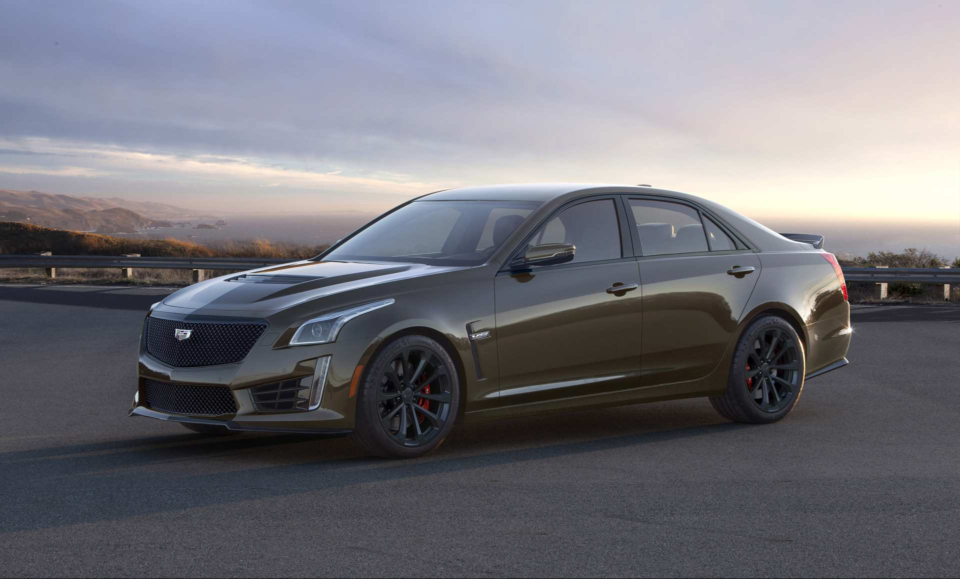 91 Gallery of New 2019 Cadillac Cts V Hp First Drive Interior with New 2019 Cadillac Cts V Hp First Drive