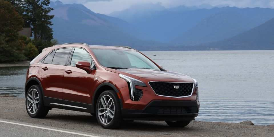 91 Gallery of New Cadillac Xt4 2019 Images Engine Photos with New Cadillac Xt4 2019 Images Engine