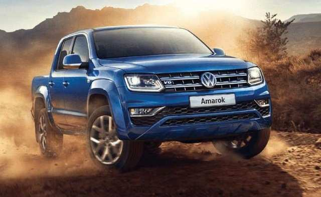 91 Gallery of New Volkswagen Amarok 2019 Photos with New Volkswagen Amarok 2019
