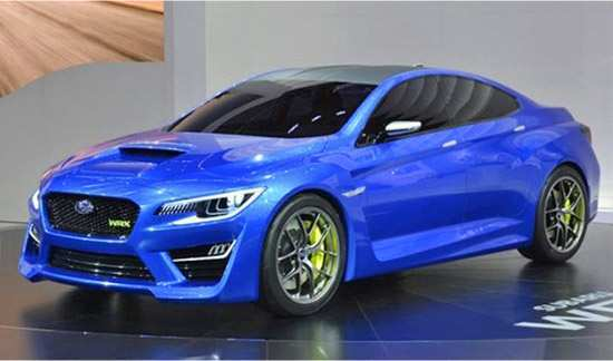 91 Gallery of Subaru Wrx 2019 Concept Pictures with Subaru Wrx 2019 Concept