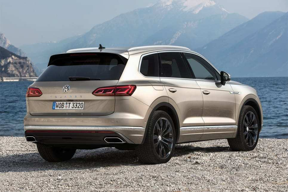 91 Gallery of The Volkswagen Touareg 2019 India Release Date Picture for The Volkswagen Touareg 2019 India Release Date